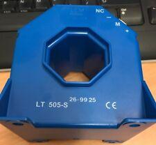 LEM LT 505-S / LT505S AC DC CURRENT TRANSDUCER TRANSFORMER (A7)