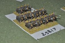 15mm roman era / sassanid - cataphracts 20 figures - cav (25817)