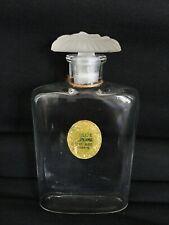 Ancien flacon de parfum Violette de Parme P.reynier Paris