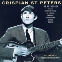 "CRISPIAN ST. PETERS ""ANTHOLOGY"" CD NEUWARE"
