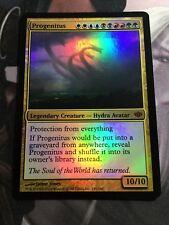 Mtg, FOIL Progenitus. Conflux Mythic Rare Set Foil!