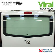 Vivaro, Trafic 2001-2014 Van Guard Rear Tailgate Window Security Blank Steel