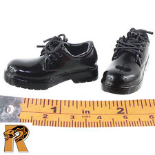 NY Policewoman - Shoes (Open for Feet)  - 1/6 Scale - POP Toys Action Figures