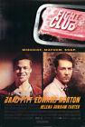 Внешний вид - Fight Club (1999) Movie Poster, Original, SS, Unused, NM, Rolled