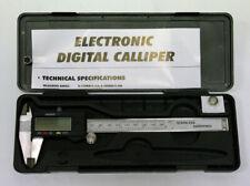 6 In Inch 150 Mm Digital Caliper Vernier Gauge Micrometer