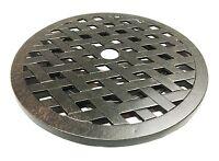 "Lazy Susan turntable 30"" rotates 360 degrees patio cast aluminum Nassau Bronze"