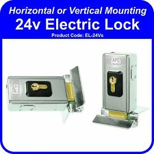 APC 24v Electric gate opener lock for Vertical and Horizontal mounting