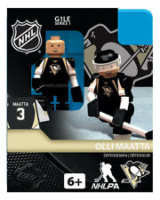 Olli Maatta OYO PITTSBURG PENGUINS NHL HOCKEY Mini Figure G1