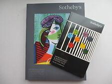 Impressionist & Modern Art. Evening Sale. Sotheby's, New York, 6 November, 2013