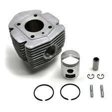 Cylindre AV7 MOTOBECANE MBK 88 89 mobylette Piston NEUF moteur chemise AV 40 50