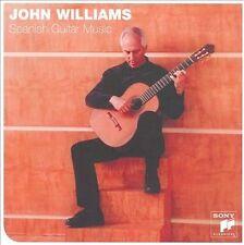 John Williams plays Spanish Guitar Music by John Williams (Guitar) (CD, Jun-2009, Sony Music Distribution (USA))
