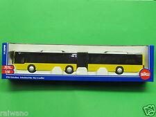 1:50 Siku Super 3736 MAN Gelenkbus Lion`s City verkehrsgelb Blitzversand DHL