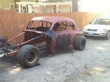 hotrod parts,Old modifed race car 54 Chev chase