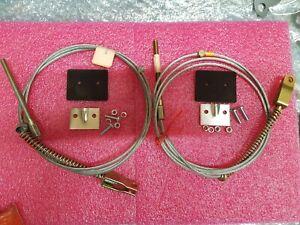 Classic Mini Handbrake Replacement kit - twin