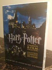 Harry Potter 8 Film Collection (Blu-ray Disc, 2011, 8-Disc Set, Canadian)