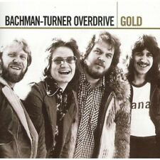 Bachman-Turner Overdrive GOLD Best Of 35 Essential Songs GREATEST Bto NEW 2 CD