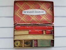 Walkden's Royal Spa Perfumed Wax Sealing Set