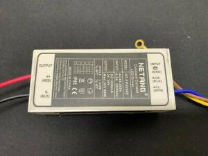 LED Power Supply Transformator  50W  Driver Waterproof IP65 AC85-265V