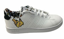 Kids Adidas Advantage K Pokémon Sneakers EG1999 Sz 3 Youth