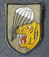 ARVN Airborne Tigers South Vietnamese Army Patch (rare)