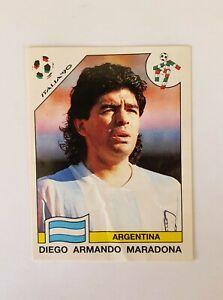 Stickers Panini DIEGO MARADONA ITALIA 1990