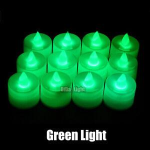 Smart LED Light Flameless Candles light Battery Operated Tea Light Wedding light