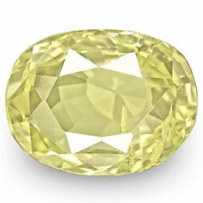 Natural Oval IGI Loose Sapphires