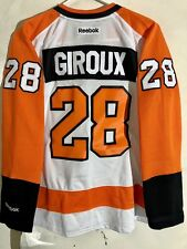 Reebok Women's Premier NHL Jersey Philadelphia Flyers Giroux White Alt sz L