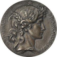 [#2208] France, Médaille, Exposition Marché aux Vins de la Champagne, Epernay