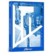 INFINITE HOYA [SHOWER] 1st Mini Album CD+Photobook+2p Photocard K-POP SEALED