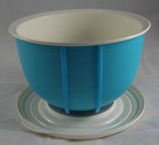 Tupperware D 15 Kleiner Rührstar 1,5 l Rührschüssel Hellblau Blau / Weiß Neu OVP