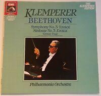 """The Klemperer Edition Beethoven Symphony/Sinfonie Nr. 3 """"Eroica"""" EMI Digital"""