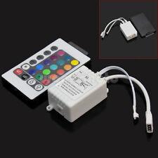 44 Teclas Mando Remoto Control Controlador Inalámbrico para RGB LED Luz Tira