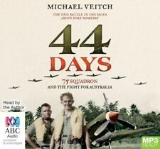 Michael VEITCH / 44 Days         [ Audiobook ]