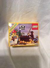 NISB 1989 Legoland LEGO Buried Treasure No. 6235 In Box Rare Box
