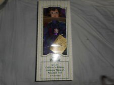 """New Seymour Mann Special Collector'S 16"""" Animated Musical Porcelain Doll Merle"""