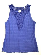 Anthropologie Postmark Top Size M Medium Tank