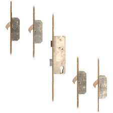 Winkhaus COBRA keywind latch & deadbolt SPLIT SPINDLE 35/92 mano sinistra - 4 ganci