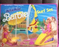 Barbie Wet'n Wild Surf Set New in Box