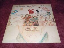 John Lennon Walls And Bridges UK '74 Apple 1st Press Z5/ Z6 With Booklet & Inner