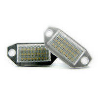 2 X Illuminazione Targa LED Ford Mondeo MK3 Riconoscimento Luci Xenon