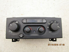 99 -03 JEEP GRAND CHEROKEE LAREDO LIMITED A/C HEATER CLIMATE CONTROL P55115903AC