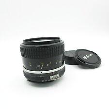 Nikon Ai Nikkor 1:2 35mm Objektiv lens geprüft + 1 Jahr Gewährleistung