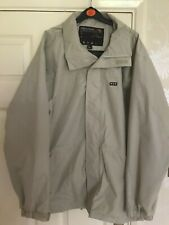 Mens Stone Waterproof Jacket By Trespass Size L