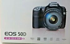 Canon EOS 50D EF 28-135 IS USM Digital Camera and Accessories #4347