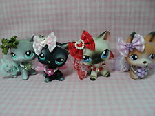 NEW Littlest Pet Shop Handmade LPS 9 PC Fashion Accessories In Gift Bag  No Pets