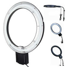 CN-65C Macro Ring Light Lamp Continuous Fluorescent Selfie Beauty Dish Eyes Halo