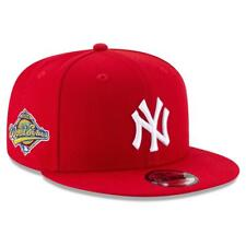 New York Yankees New Era MLB 1996 World Series Side Patch 9FIFTY Snapback Hat -