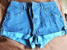 Blue Shorts - MOTO - Size W30 (12) - TopShop