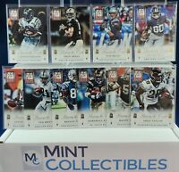 2015 Donruss Elite Football Complete 10 Card PASSING THE TORCH Insert Set